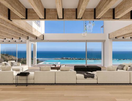 Extraordinary Home of the Week: Modern Malibu Castle
