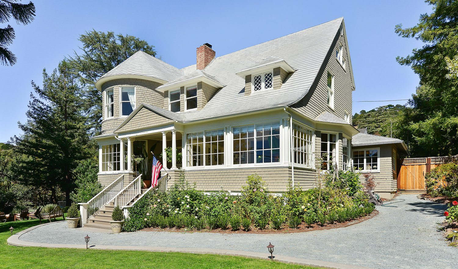 extraordinary home of the week historic queen anne victorian in co listed by monica pauli of coldwell banker residential brokerage in san francisco and susan hewitt of decker bullock sotheby s international realty