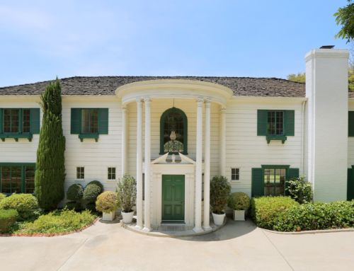 Mommie Dearest Mansion Hits the Market for $35M…No Wire Hangers Included