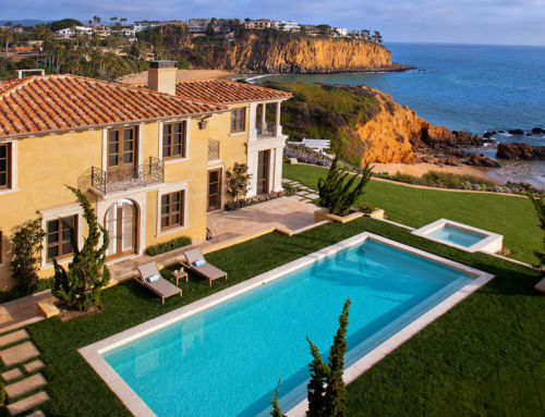 Extraordinary Home of the Week: Villa by the Sea in Laguna Beach