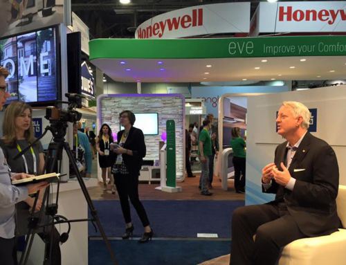 Behind the Scenes with Coldwell Banker at the 2016 Consumer Electronic Show