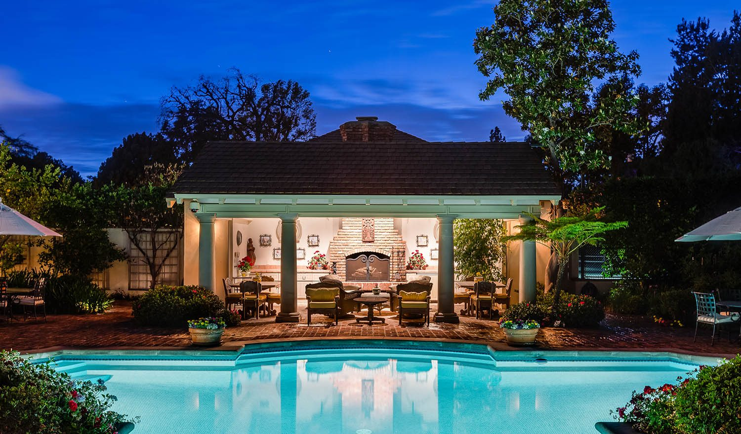 extraordinary home of the week country living in sherman oaks