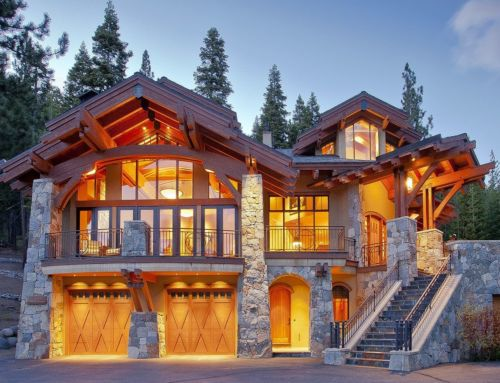 Extraordinary Home of the Week: Mountain Splendor in Squaw Valley