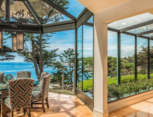 Extraordinary Home of the Week: Modernist 'Basic Instinct' House Near Carmel