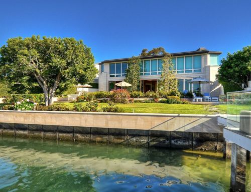 Extraordinary Home of the Week: Coveted Harbor Island Enclave