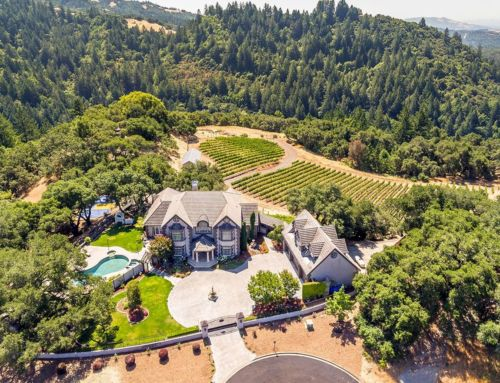 Extraordinary Home of the Week: Santa Rosa Vineyard Estate
