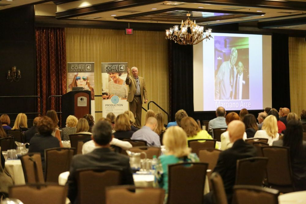 A Day of Knowledge at Coldwell Banker's Education Expo