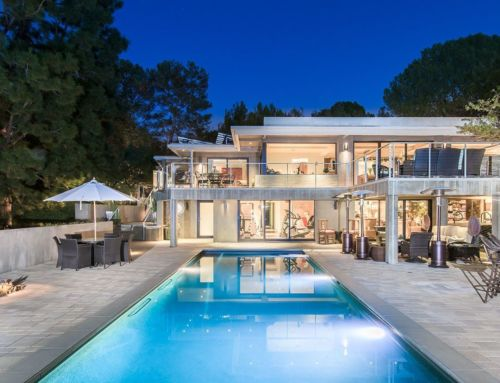 Extraordinary Home of the Week: Sensational Trousdale Celebrity Smart Home