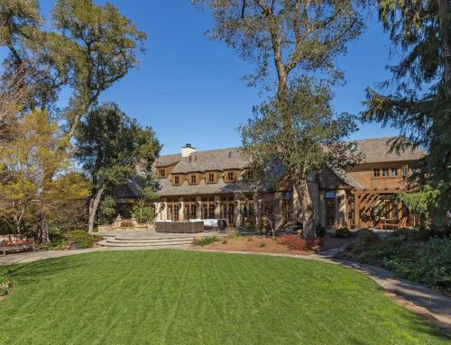 Extraordinary Home of the Week: Stately Woodside View Estate