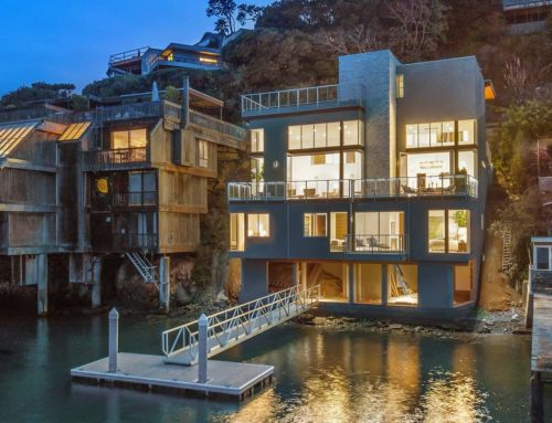 Extraordinary Home of the Week: Contemporary Tiburon Waterfront Home