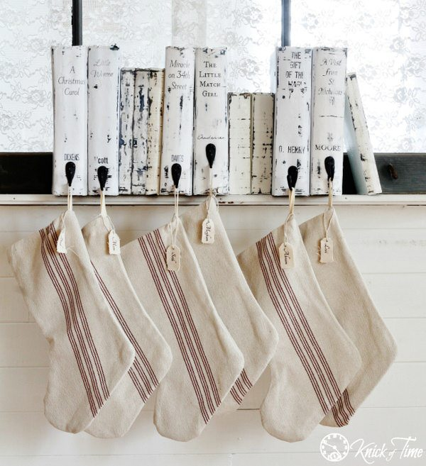 10 must do winter diy craft projects for Charles craft christmas stockings