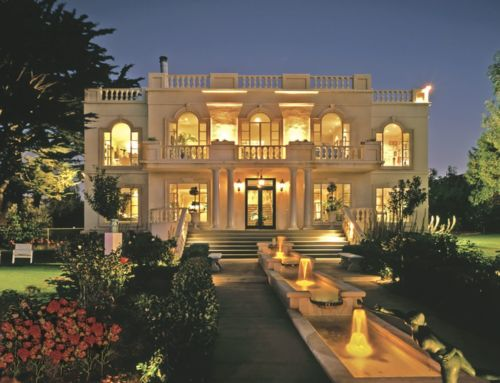 Extraordinary Home of the Week: San Francisco Classical Residence
