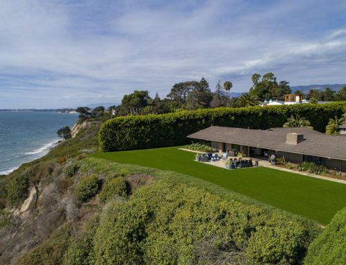 Extraordinary Home of the Week: Incredible Views in Santa Barbara