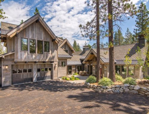 Home of the Week: Modern Mountain Magic On Tahoe's North Shore