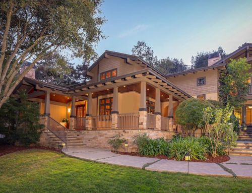 Extraordinary Home of the Week: Classic Woodside Craftsman