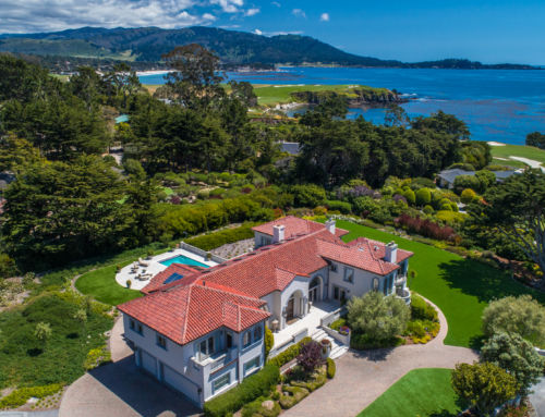 Extraordinary Home of the Week: Pebble Beach Mediterranean Estate