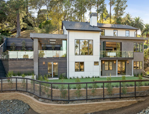 Home of the Week: Newly Constructed Home in Corte Madera