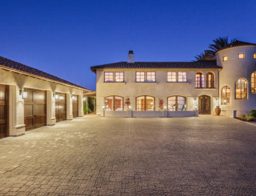 Inviting Mediterranean Estate in Lucas Valley