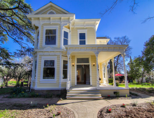 Gorgeous Victorian Home in Sacramento