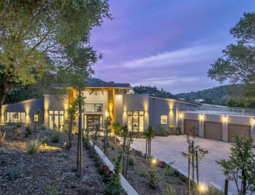 Home of the Week: Inspiring Modern Waterfront Estate in Los Gatos