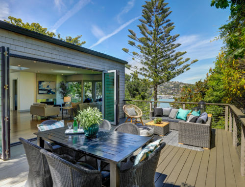 Home of the Week: Coastal Contemporary View Home in Belvedere