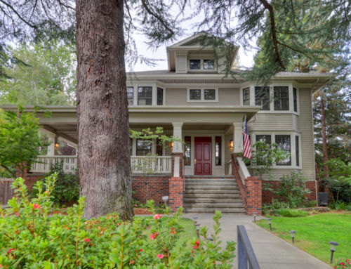 A Grand Custom Craftsman in Sacramento