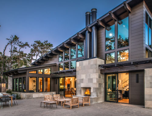 An Exceptional and Alluring Pebble Beach Estate