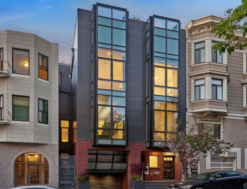 Extraordinary Home of the Week: Modern Home with Edwardian Details and Amazing Outdoor Space in Russian/Nob Hill