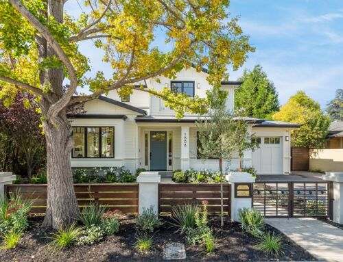 Home of the Week: Brand-New Modern Farmhouse in Palo Alto