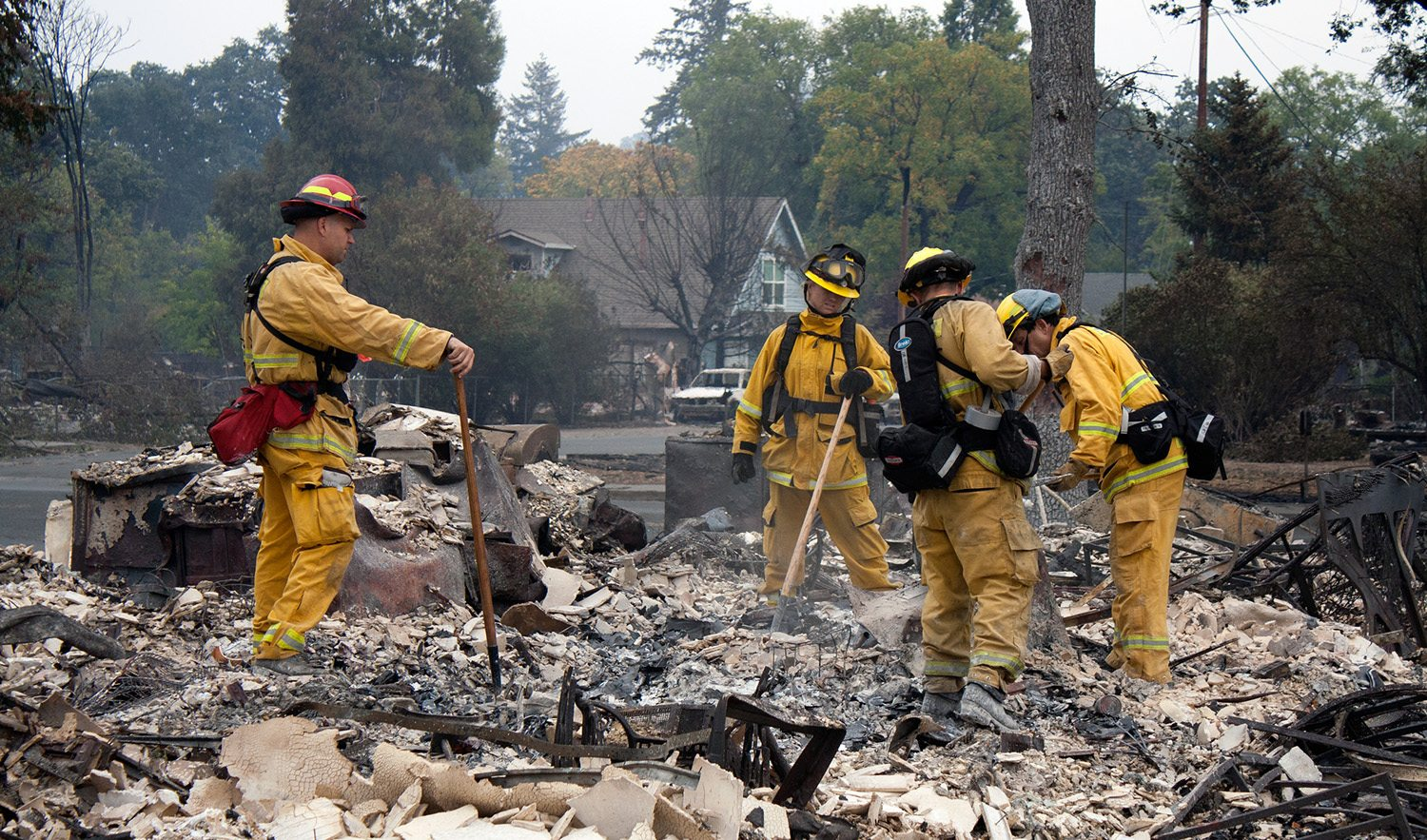 How You Can Help Valley Fire Victims California Home