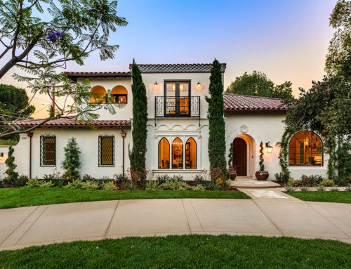 Extraordinary Home of the Week: Statement-Making Style in San Marino