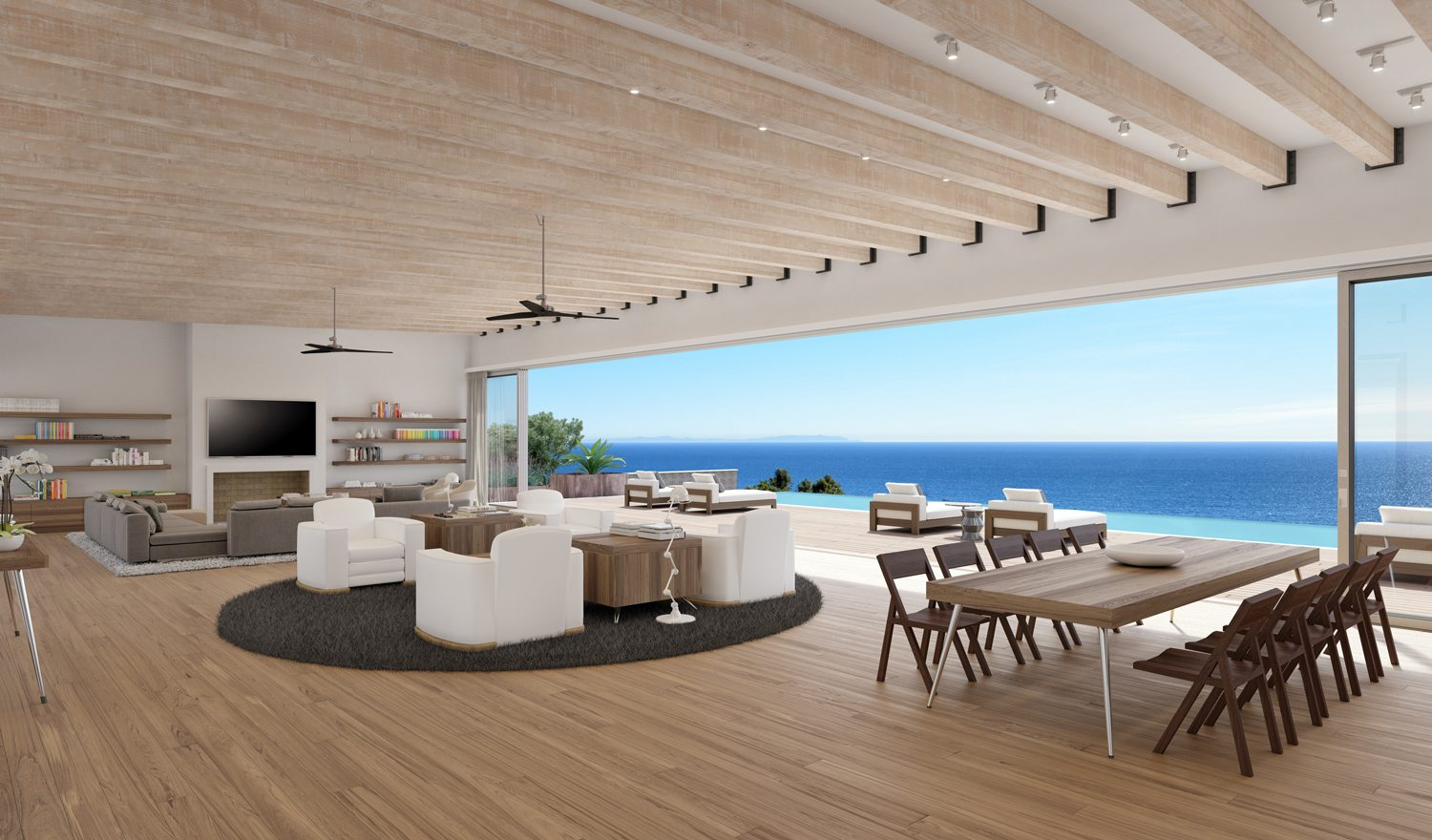 Extraordinary Home of the Week: Modern Malibu