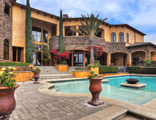 Extraordinary Home of the Week: Palatial Paradise in Yorba Linda