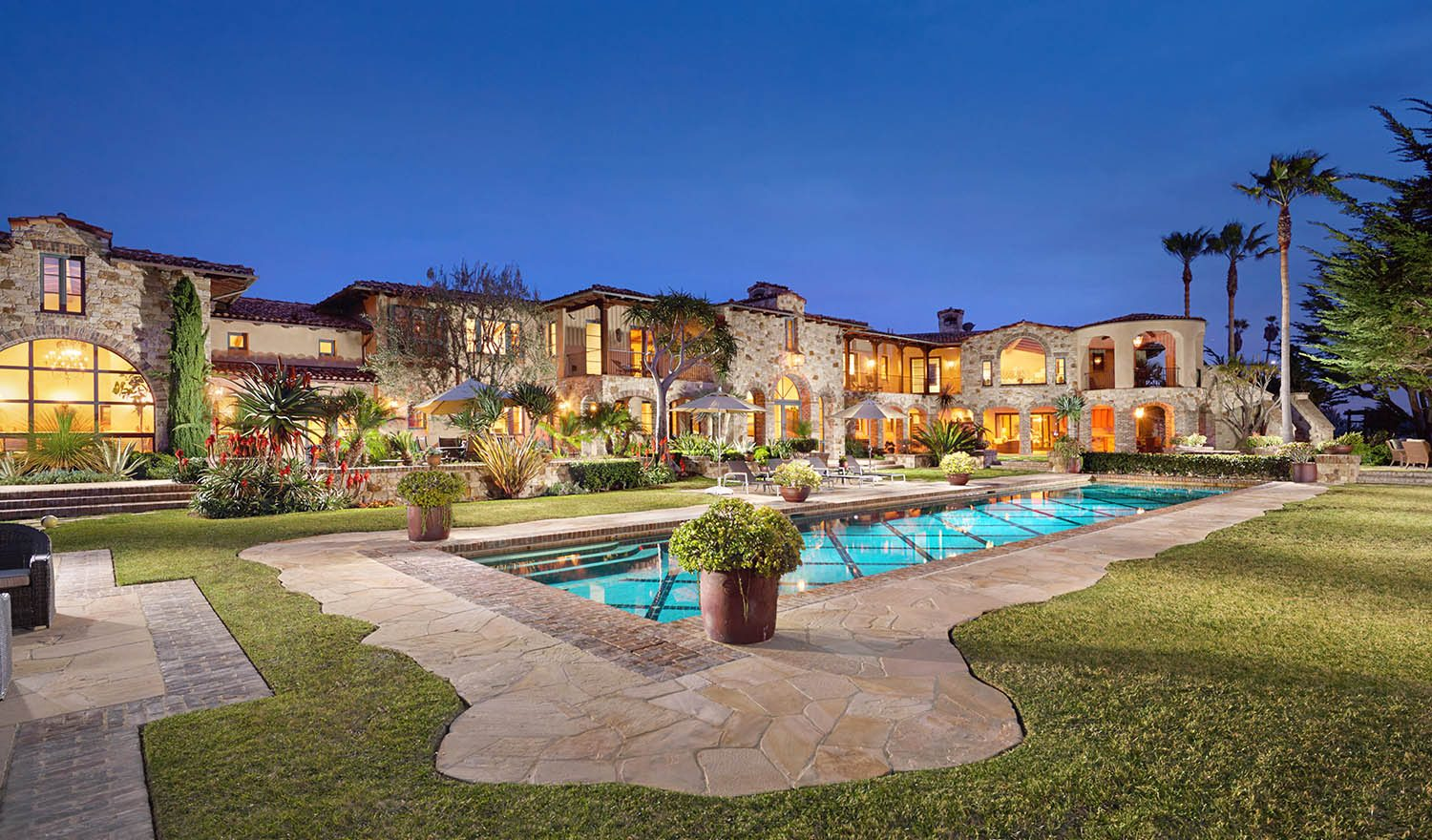 Extraordinary home of the week majestic estate in san for California million dollar homes