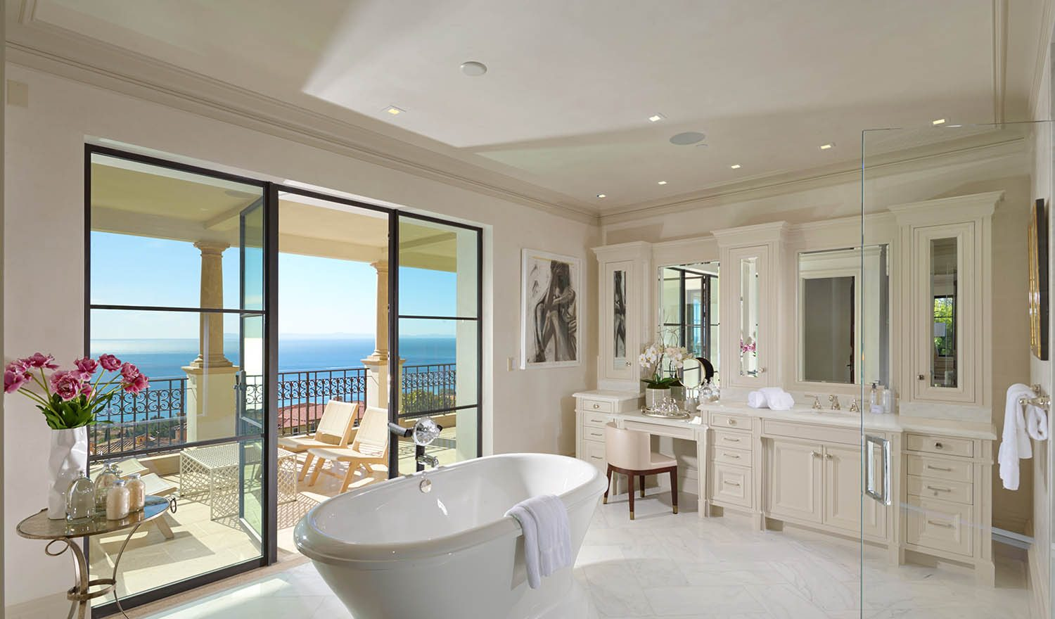 Cove Complete Bathroom Suite: Extraordinary Home Of The Week: Coastal Contemporary In