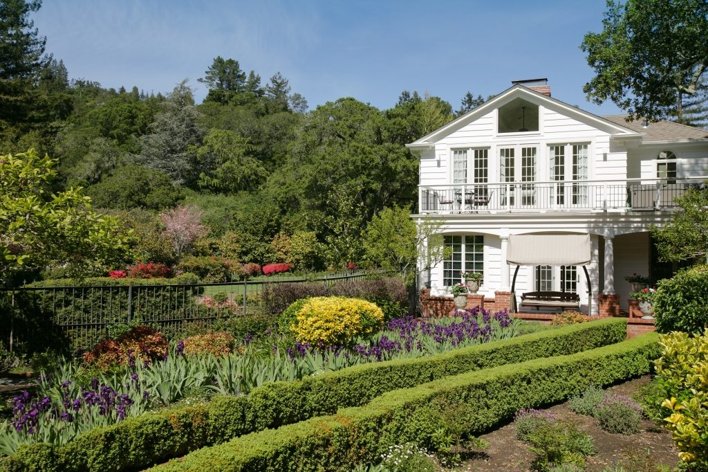 Garden Envy Extraordinary Gardens California Home