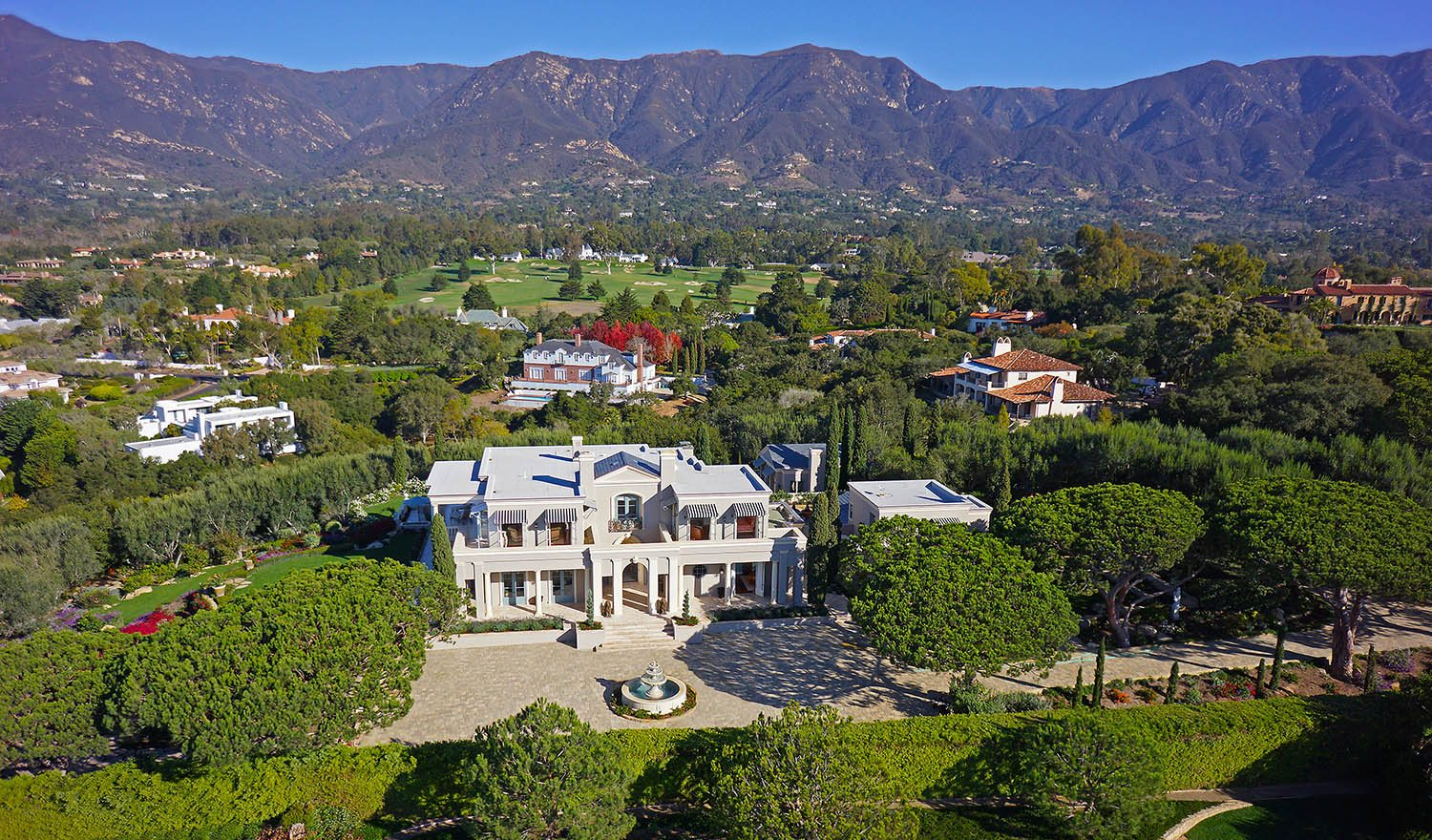 Extraordinary Home Of The Week Palatial Paradise In