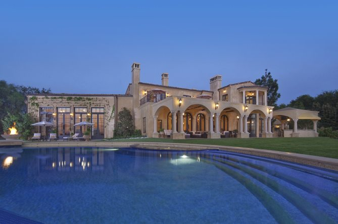 Extraordinary Home Of The Week Stunning Beverly Hills