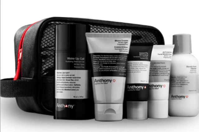 Anthonys Skin care