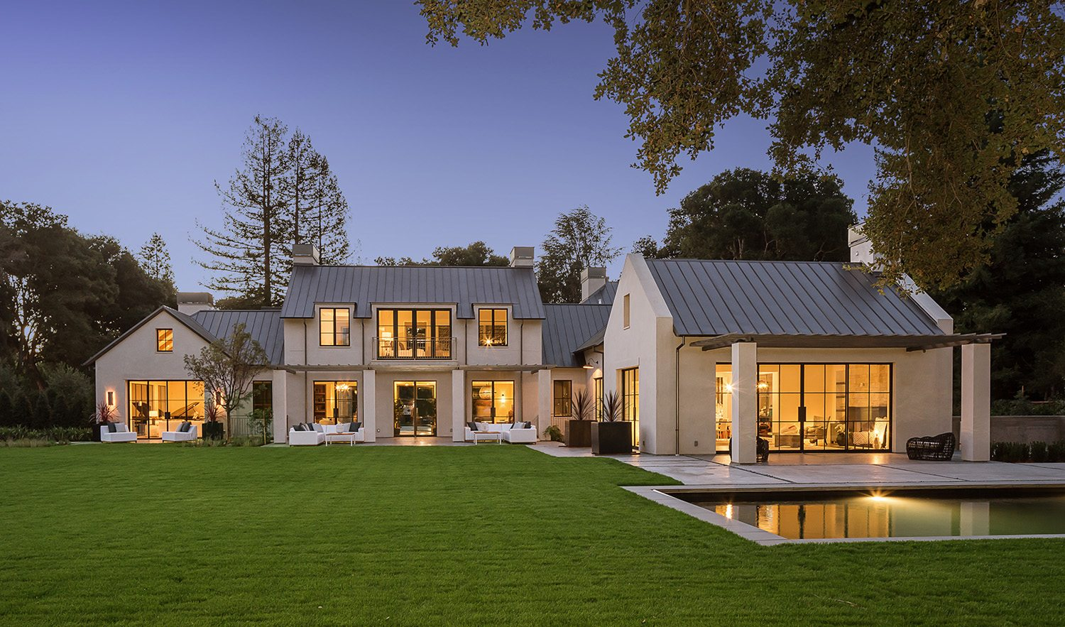 Extraordinary Home of the Week Gorgeous Silicon Valley Spec Mansion