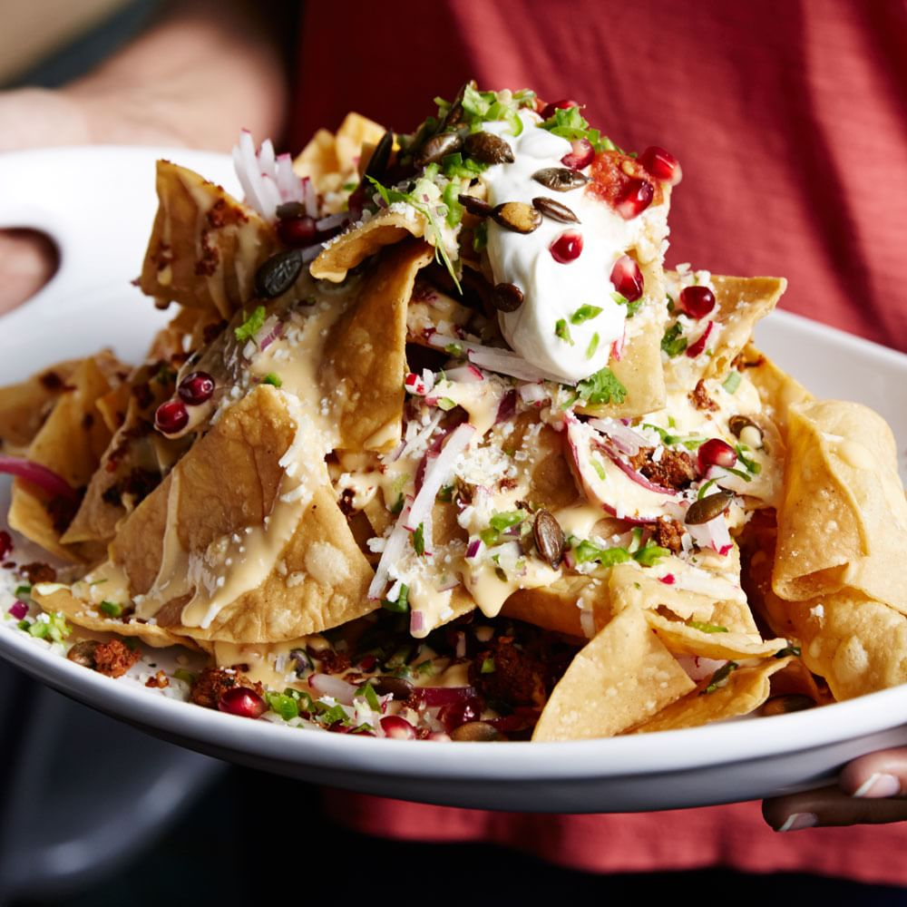 Bar ama nachos