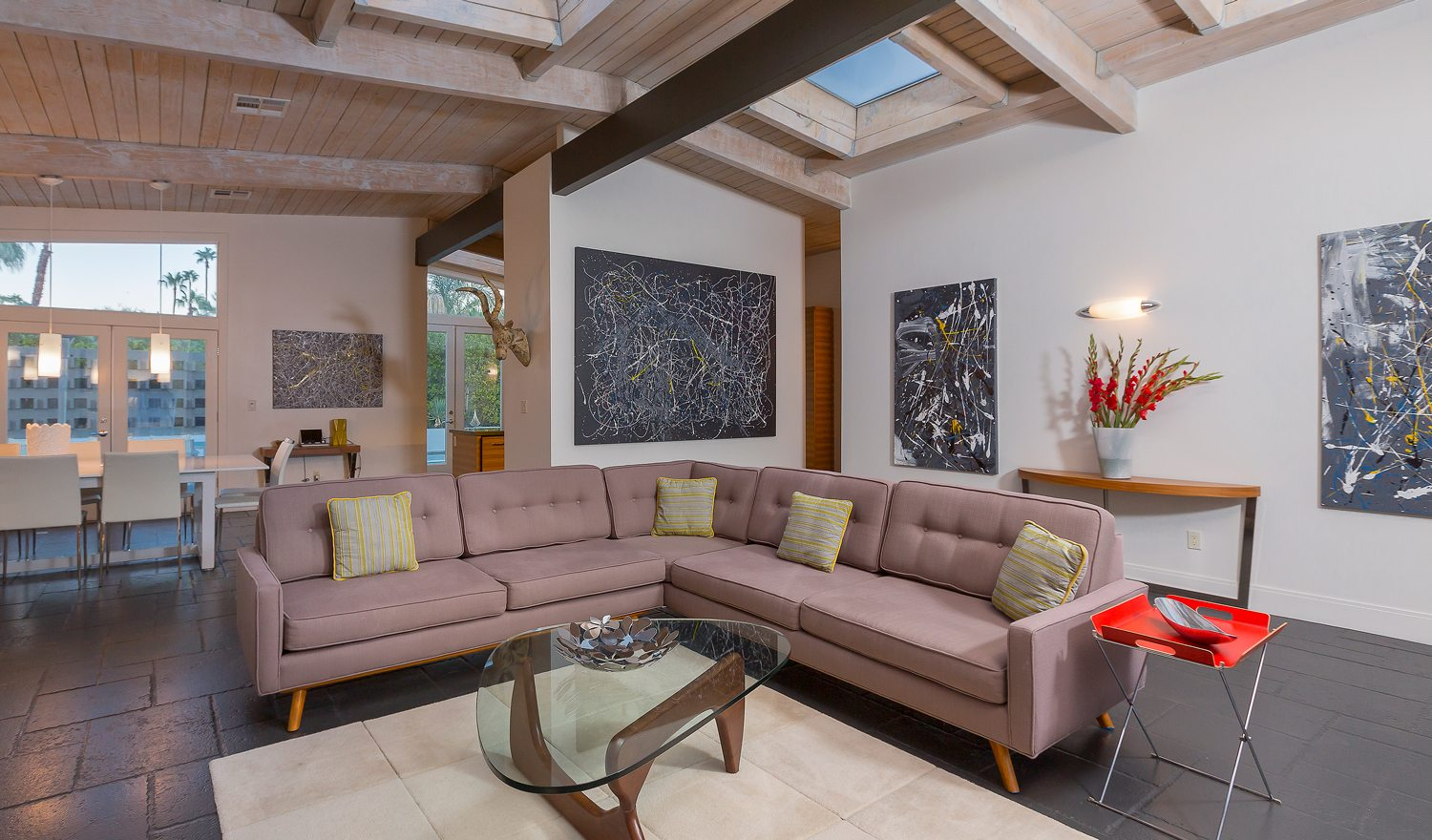 Home Of The Week Mid Century Modern In Palm Springs