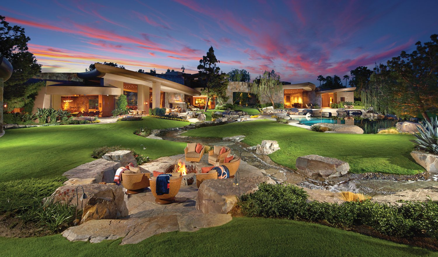 Extraordinary Home of the Week: La Quinta Desert Playground