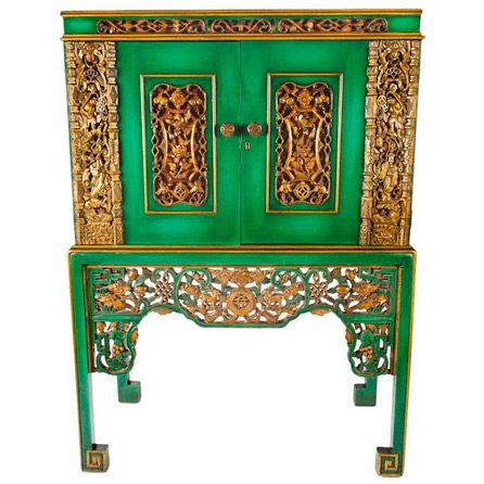 Chinese Cabinet Courtesy Of: www.1stdibs.com