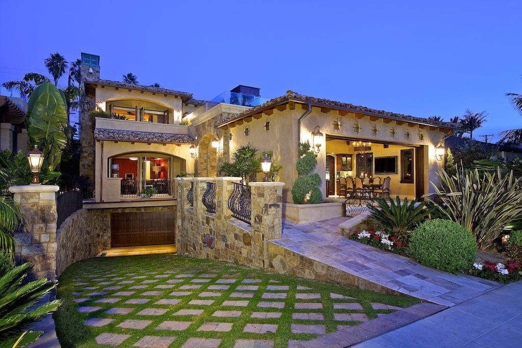 Extraordinary Home Of The Week La Jolla Mediterranean