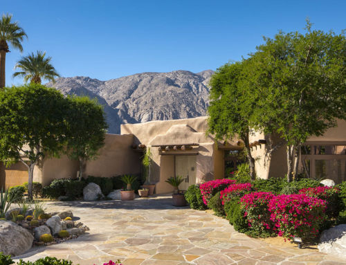 Extraordinary Home of the Week: Signature Santa Fe Style in Palm Springs