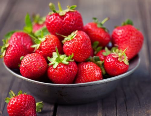 Crop of the Month: Strawberries