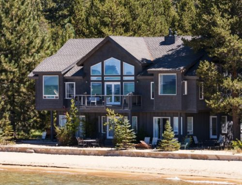 Luxury Home Sales Soar in North Lake Tahoe and Truckee Area
