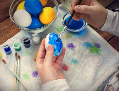 Ten Egg-cellent DIY Egg Decorating Ideas
