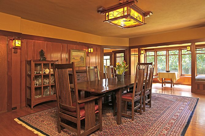 California Architecture Spotlight Craftsman Style